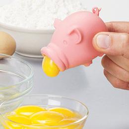 小猪蛋黄分离器