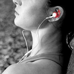 运动防滑耳机套