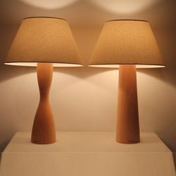 榉木台灯(优雅款)